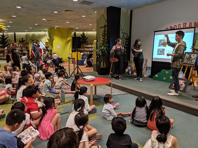JGIS Storytelling Sessions